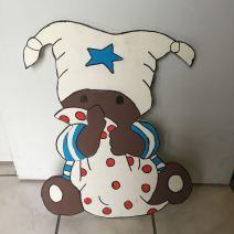 Babybord €15 (43x58cm)