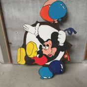 Mickey Mouse €15 (65x32cm)